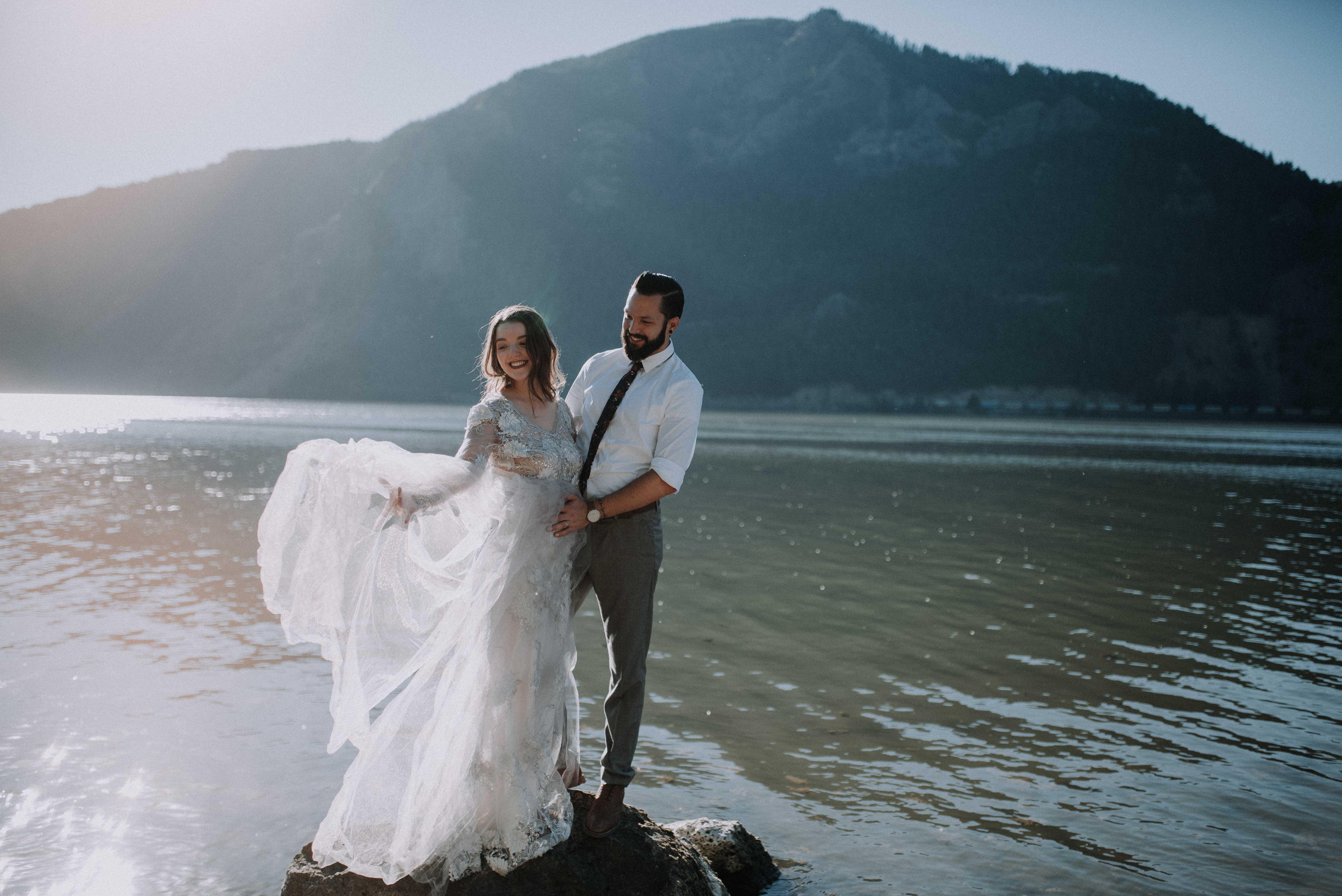 Oregon Pacific Northwest Wedding Photographer