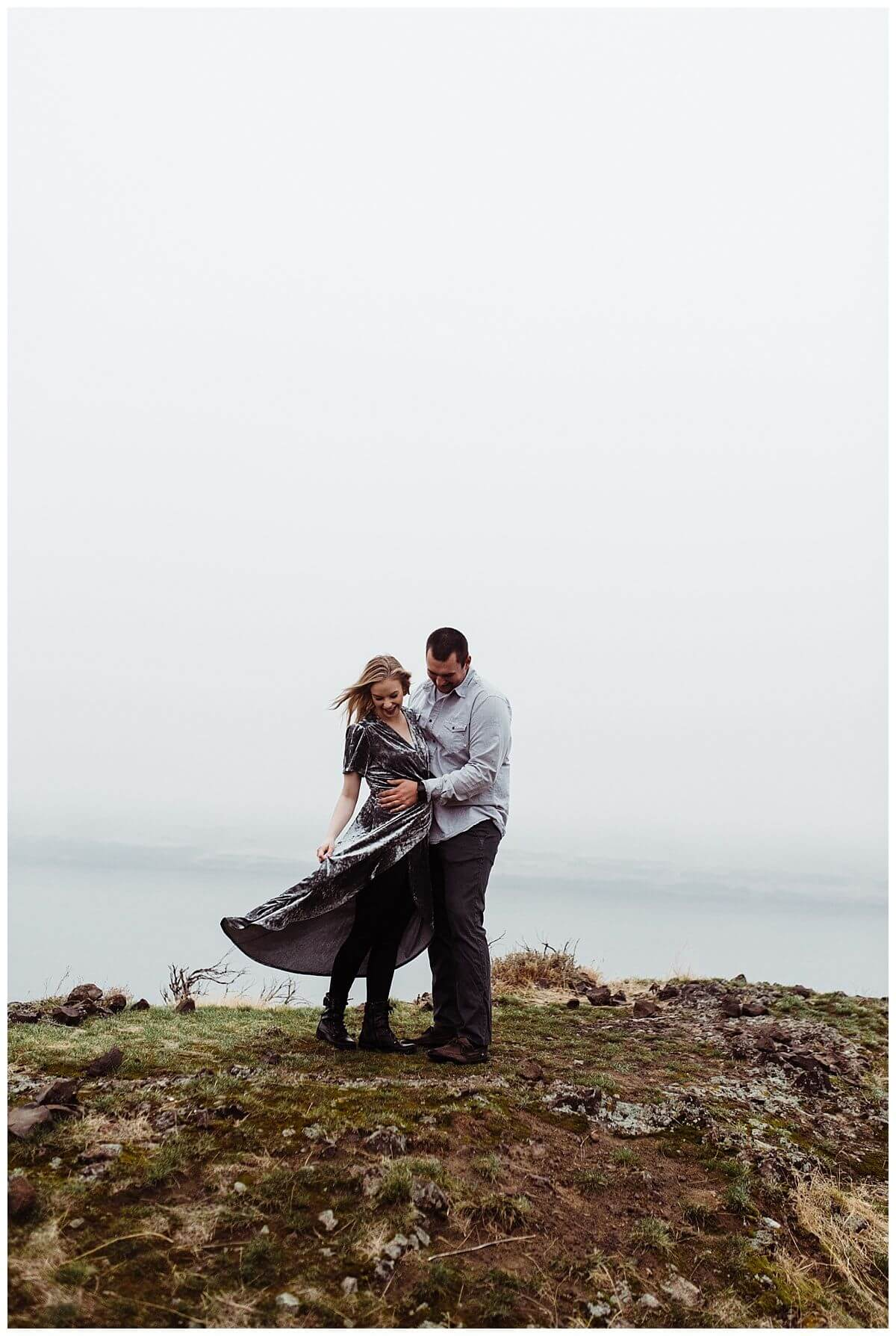 Oregon and Washington Couples Session | S Photography | Pacific Northwest Adventure Photographer