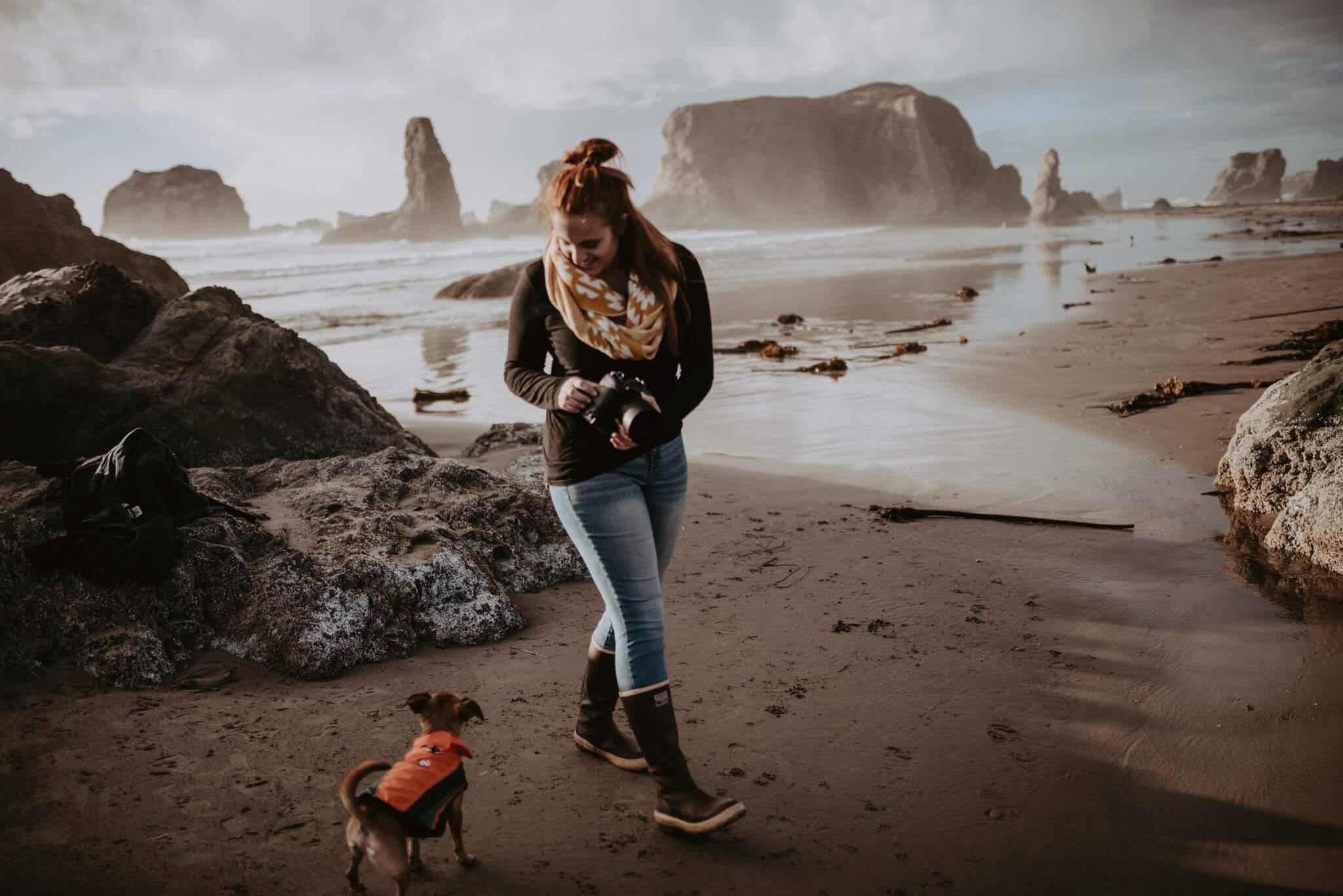 Adventure Elopement Photographer - Oregon, California, Montana, Colorado, Utah, Washington and beyond.