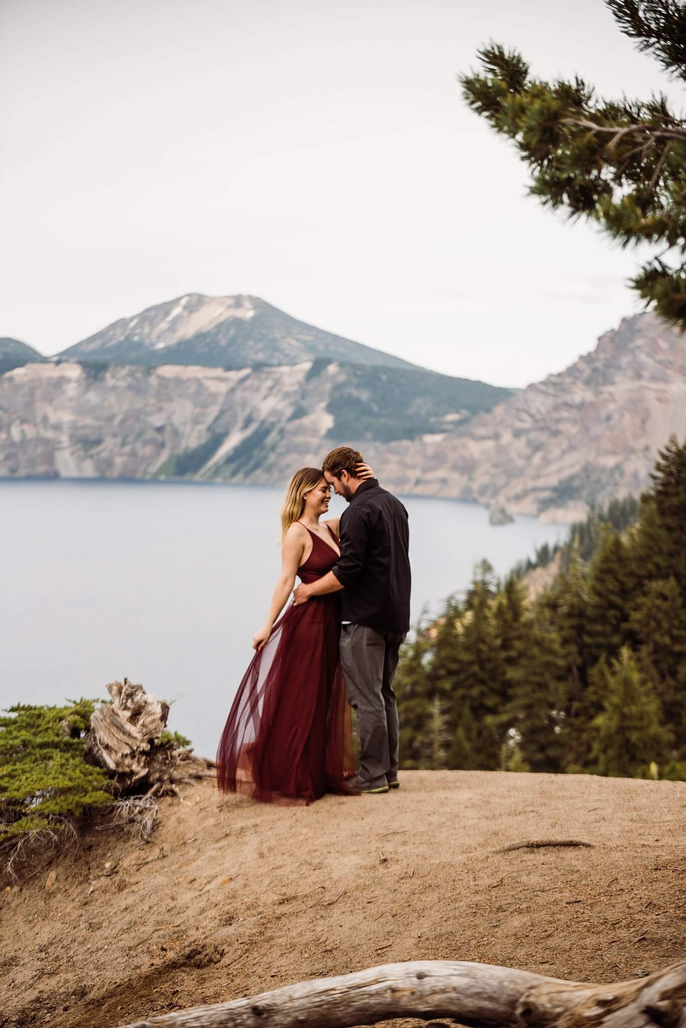 Crater Lake,North Umpqua,S Photography,Watson Falls,adventure session,elopement,intimate wedding,national park,national park wedding,oregon,pacific northwest,