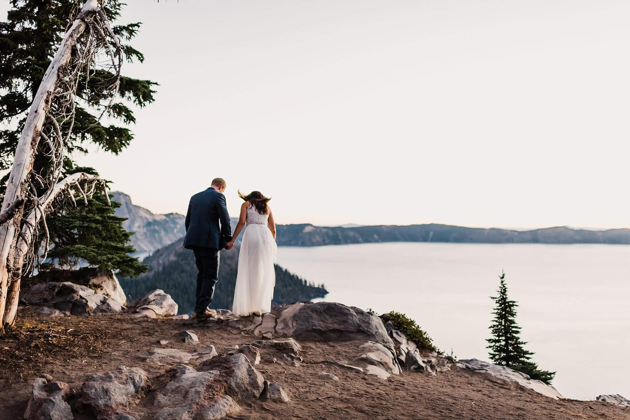 Crater Lake,S Photography,adventure elopements,adventure photographer,adventure wedding,boho wedding,cascades,elope,elopement,elopement photographer,eloping,indie wedding,intimate wedding,national park wedding,oregon,pacific northwest,small wedding,sunrise,