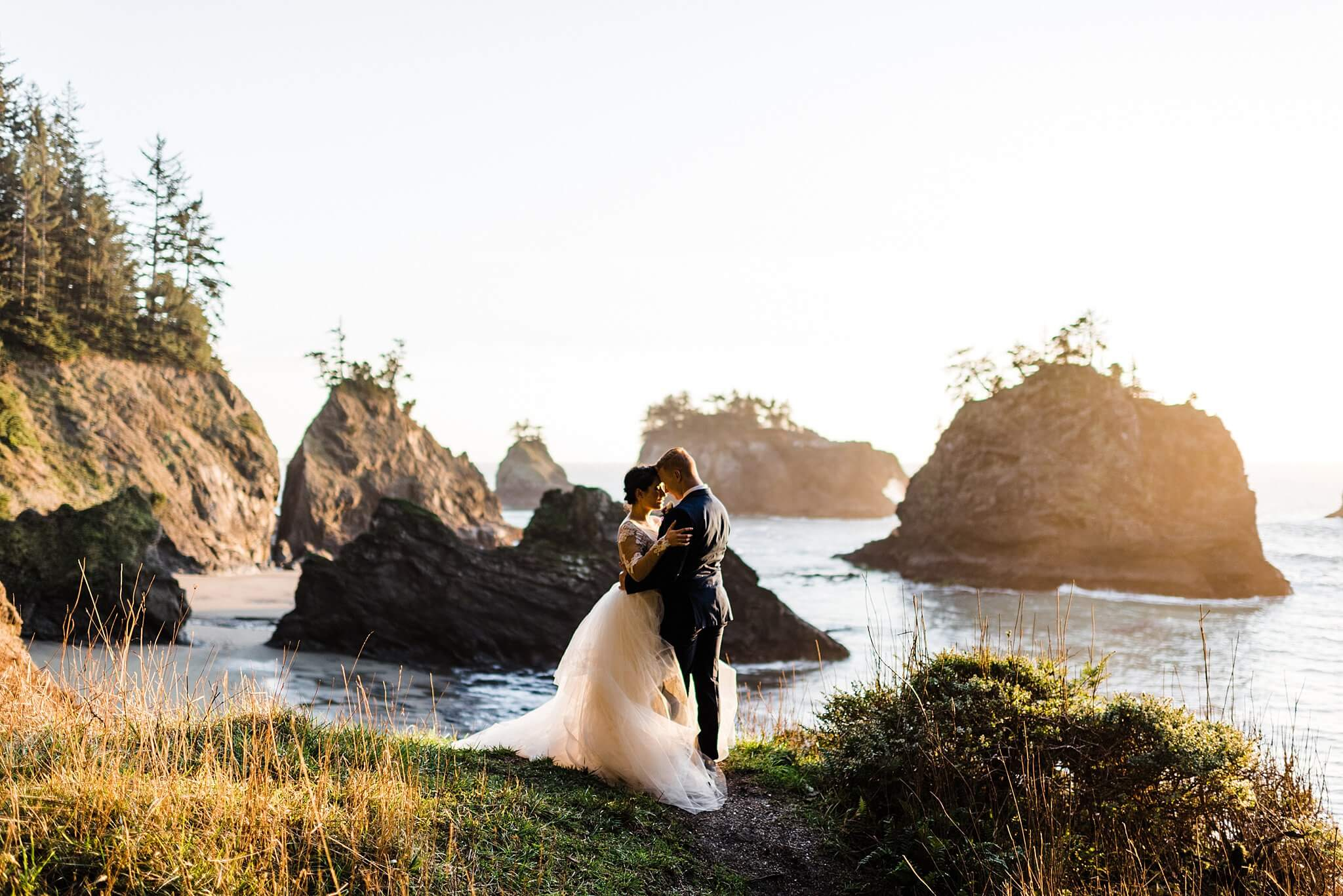 S Photography,adventure,adventure photographer,boho,boho wedding,california,elope,elopement,hayley paige,indie,jedediah smith,montana,national park wedding,oregon,oregon coast,redwoods,roseburg,samuel h boardman,small wedding,